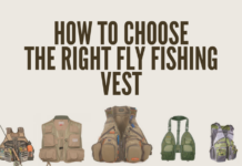 These are pictures of fly fishing vests so people know what they look like.